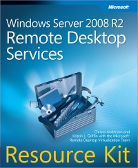 Windows Server 2008 R2 Remote Desktop Services Resource Kit Free Ebook