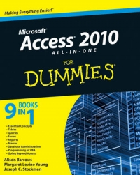 Access 2010 All-in-One For Dummies Free Ebook
