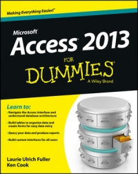 Access 2013 For Dummies Free Ebook