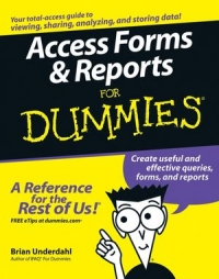 Access Forms &amp Reports For Dummies Free Ebook