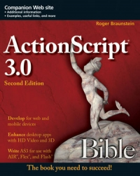 ActionScript 3.0 Bible, 2nd Edition Free Ebook