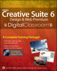 Adobe Creative Suite 6 Design and Web Premium Digital Classroom