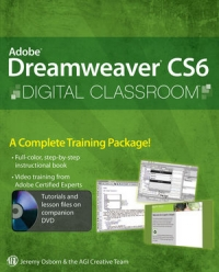 Adobe Dreamweaver CS6 Digital Classroom Free Ebook