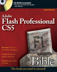 Adobe Flash Professional CS5 Bible Free Ebook