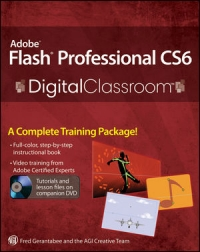 Adobe Flash Professional CS6 Digital Classroom Free Ebook