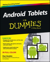 Android Tablets For Dummies Free Ebook