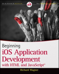 Beginning iOS Application Development with HTML and JavaScript Free Ebook