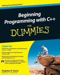 Beginning Programming with C++ For Dummies Free Ebook