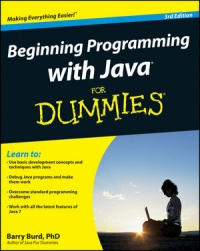 Beginning Programming with Java For Dummies, 3rd Edition Free Ebook