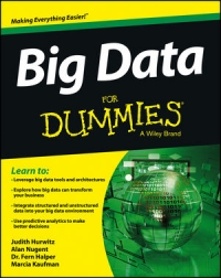 Big Data For Dummies Free Ebook