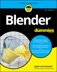 Blender For Dummies, 4th Edition
