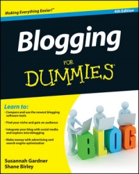 Blogging For Dummies, 4th Edition Free Ebook