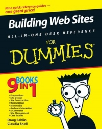 Building Web Sites All-in-One Desk Reference For Dummies Free Ebook