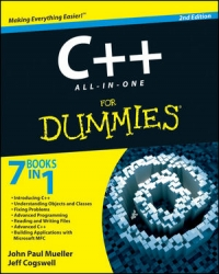 C++ All-In-One Desk Reference For Dummies, 2nd Edition Free Ebook