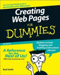 Creating Web Pages For Dummies, 8th Edition Free Ebook