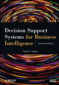 Decision Support Systems for Business Intelligence, 2nd Edition