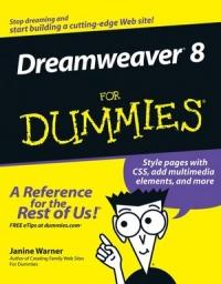 Dreamweaver 8 For Dummies Free Ebook