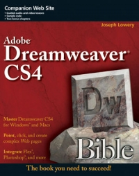 Adobe Dreamweaver CS4 Bible Free Ebook