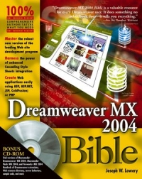 Dreamweaver MX 2004 Bible Free Ebook