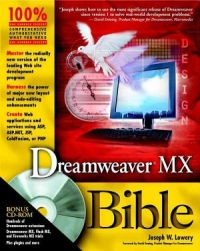 Dreamweaver Mx Bible Free Ebook