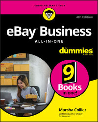 eBay Business All-in-One For Dummies, 4th Edition