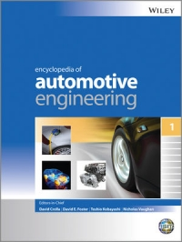 Encyclopedia of Automotive Engineering
