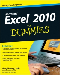 Excel 2010 For Dummies Free Ebook