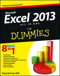 Excel 2013 All-in-One For Dummies Free Ebook