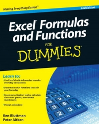 Excel Formulas and Functions For Dummies, 2nd Edition Free Ebook