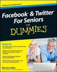 Facebook & Twitter For Seniors For Dummies Free Ebook