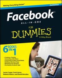 Facebook All-in-One For Dummies, 2nd Edition