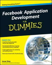Facebook Application Development for Dummies Free Ebook