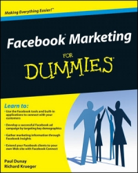 Facebook Marketing For Dummies Free Ebook