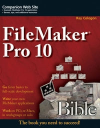 FileMaker Pro 10 Bible Free Ebook