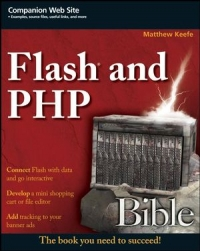 Flash and PHP Bible Free Ebook