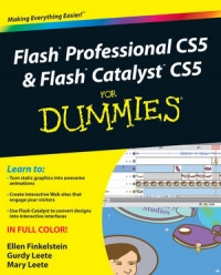 Flash Professional CS5 & Flash Catalyst CS5 For Dummies Free Ebook