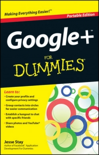 Google+ For Dummies, Portable Edition Free Ebook