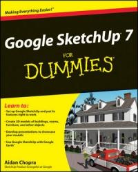 Google SketchUp 7 For Dummies Free Ebook