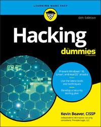 Hacking For Dummies, 6th Edition