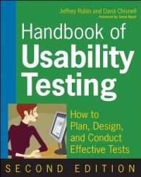Handbook of Usability Testing, 2nd Edition
