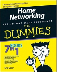 Home Networking All-in-One Desk Reference For Dummies Free Ebook