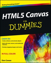 HTML5 Canvas For Dummies Free Ebook