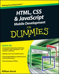 HTML, CSS, and JavaScript Mobile Development For Dummies Free Ebook