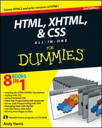 HTML, XHTML and CSS All-In-One For Dummies, 2nd Edition Free Ebook