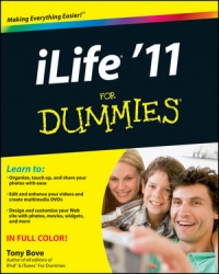 iLife 11 for Dummies Free Ebook