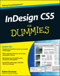 InDesign CS5 For Dummies