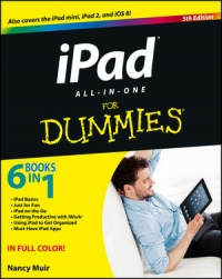 iPad All-in-One For Dummies, 5th Edition Free Ebook