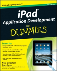 iPad Application Development For Dummies, 2nd Edition