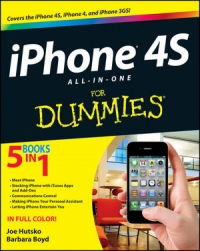 iPhone 4S All-in-One For Dummies Free Ebook