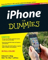 iPhone For Dummies, 4th edition Free Ebook